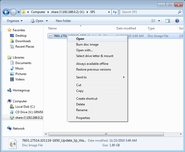 Wincdemu How To Mount Iso Files
